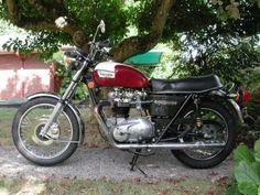 1977 Triumph Bonneville 750