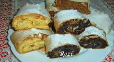 Sweet Cookies, Hungarian Recipes, Strudel, Apple Pie, My Recipes, French Toast, Tacos, Muffin, Food And Drink