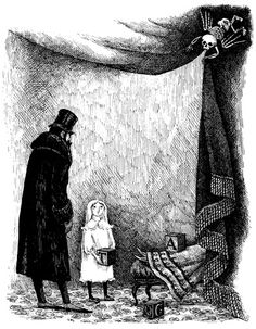 There should be absolutely zero surprise at my listing of Edward Gorey as one of my inspirations. I adore Edward Gorey. Edward Gorey, Edward Lear, Illustrations, Illustration Art, Fantasy Magic, 1 Gif, Creepy Art, Porno, Macabre