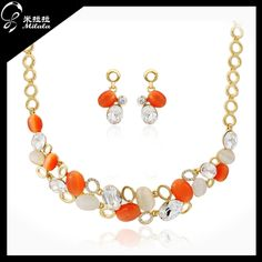Jewelry Type:Necklaces Place of Origin:Guangdong, China (Mainland) Brand Name:milala Model NumberNS076 Necklaces Type:Charm Necklaces Jewelry Main Material:Alloy Material TypeZinc Alloy Main Stone:Crystal, Rhinestone Gender:Children's, Women's Itemnecklace Material:alloy Color:Rose gold & white gold & gold OccasionAnniversary, Engagement, Gift, Party, Wedding OEM/ODM:welcome Plated:18K Gold Plated(or customized) Crystal:Czech crystal Jewelry Type:Jewelry Sets price:USD11.5