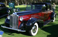 1940 Cadillac Series 75 Inskip Town Car