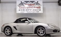 First look!  2006 Porsche Boxster  just added to inventory!  http://p.dsscars.com/WP0CB29816U731775