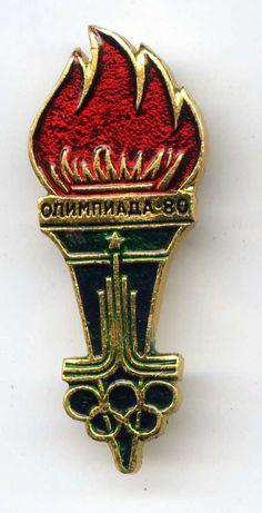 Олимпиада 80. Олимпийские Игры. Москва 1980.