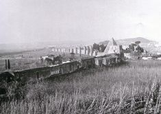 Veduta della Piramide, delle Mura Aureliane e della campagna circostante, attribuita a Carlo Baldassare Simelli, 1864.