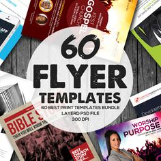 Get 60 Flyers with an Unbelievable Discount!