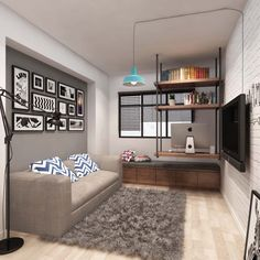 20 Best Hdb 2 Room Images Home Home Decor Room