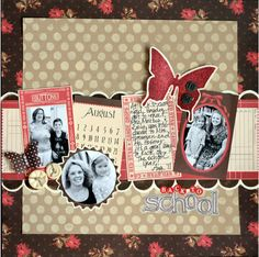 Back to School{Jenni Bowlin Studio} - Scrapbook.com