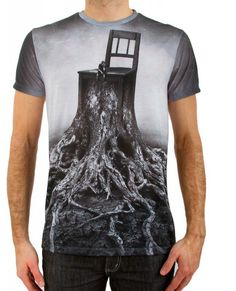 The Giant Peach - Imaginary Foundation - Chair Sublimation Men's Shirt, $39.00 (http://www.thegiantpeach.com/imaginary-foundation-chair-sublimation-mens-shirt/)
