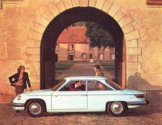 1963 Panhard 24bt