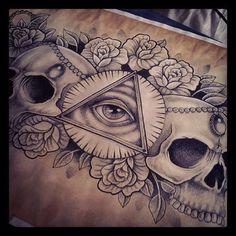 Illuminati Tattoo