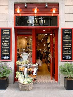 VISION INDISCRETA: La Cuina d'en Garriga: Un paraíso Gourmet!!