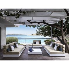 Tender Coffee Table, Contemporary Outdoor Furniture Design at Cassoni.com