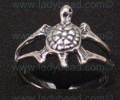turtle toe ring!!!