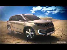 2015 Suzuki iv4 Concept - Exterior Walkaround - 2013 Frankfurt Motor Show - YouTube