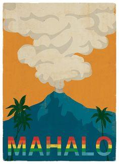 Thanks! (in Hawaiian)
