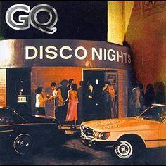 GQ discovered using Shazam