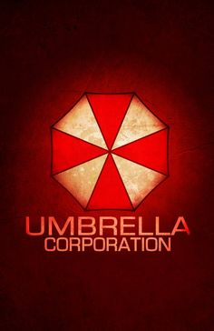 Umbrella Corporation from 'Resident Evil'. Resident Evil Video Game, Constantin Film, Evil Games, Games Zombie, Umbrella Corporation, Nerd, 2 Logo, Milla Jovovich, Horror Movies