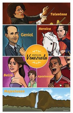 ¡Esto es Venezuela!