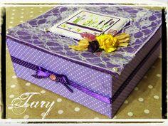 Tary's Sweet Home: Prima parte: Tutorial per fare una scatola