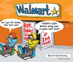 Black Friday - The Day After