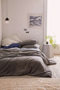 This comforter is stunning!! Oh I would never get out of bed. Yes, expensive which is why this is my dream comforter.