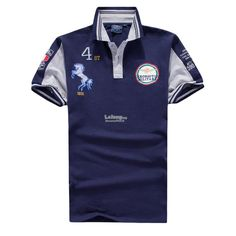 Italy Aeronautica Militare Air Force Men Pilot 4st POLO T-Shirt