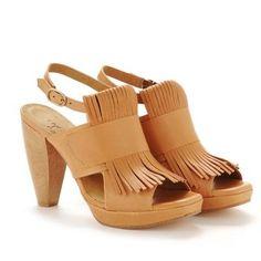 Coclico kiltie sandals