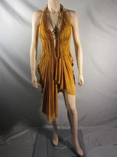 Spartacus Kore Jenna Lind Screen Worn Slave Dress Necklace Pin EP 305 COA | eBay