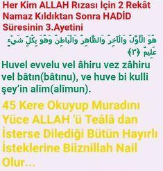 Tüm hayırlı dualarımızin kabulu için dua Islam Quran, S Word, Prayers, Good Things, Youtube, Instagram, Heart, Islamic, Deer