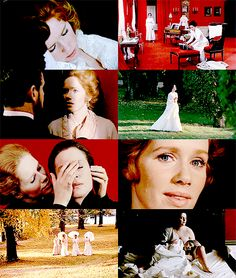 10 Deeply Emotional Movies That Will Change You. Scenes from the movie Cries & Whispers. Bergman Movies, Insane Movie, Emotional Movies, Ingmar Bergman, Light Film, The Spectator, Film Aesthetic, A Day In Life, Movie List