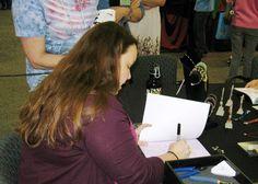 Bead June 2012: Book Signing