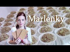 Marlenky - recept na medovo-orechové guličky marlenky - VIDEO Ako sa to robí. Christmas Cookies, Cereal, Baking, Breakfast, Cake, Desserts, Youtube, Food, Zentangle