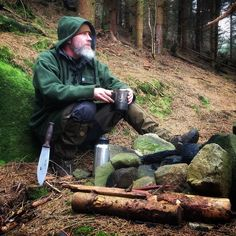breathing #bushcraft #woodsman #wilderness #wildernesslife #wildernessculture…