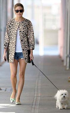Street look Olivia Palermo
