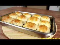 Bread, Cooking, Food, Youtube, Brazilian Recipes, Portuguese, Kitchen, Quick Recipes, Tasty Food Recipes