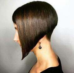 haircuts for long hair a line bob with a buzzed nape hair 9424 | 0e2a2d9424e2abe77fc811efc2518f52 haircuts for thin hair best short haircuts