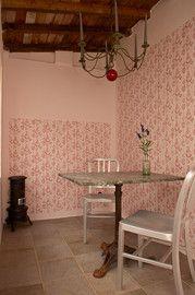 Durch die historische Musterrollentechnik vom Malereibetrieb Uwe Olesch in Bremen (28359) erstrahlen Wände im alten Glanz | Maler.org