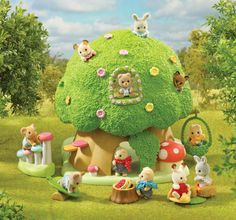 *Exclusive Product* NURSERY TREEHOUSE - Ref: B93