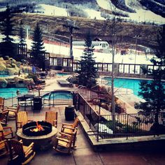 Marriott Mountainside, Park City Utah. <3 This is where we are staying, can't wait to get there