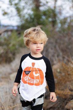 """""""Arrrgh Pumpkin"""" INFANT/KIDS RAGLAN"""