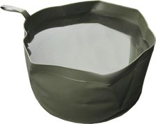 Medium image of belgian military folding wash bowls 3 pack    19 95    colemans military surplus llc