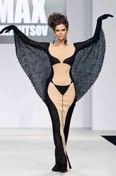 You just know there are men 'into' this....    Google Image Result for http://coloredwall.com/img/weird/weird-fashion-trends/weird-fashion-trends03.jpg