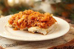 Ryba po grecku (wersja dietetyczna)   Zdrowe Przepisy Pauliny Styś