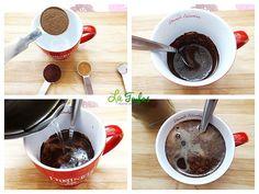 CAFEA de cereale cu CACAO și SCORȚIȘOARĂ - un energizant fabulos (rețetă) Chocolate Fondue, Health Tips, Food And Drink, Pudding, Desserts, Sign, Google, Tailgate Desserts, Deserts
