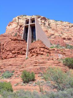 church in sedona | Sedona, Az Church in the rocks.