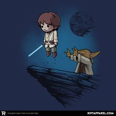 Force King T-Shirt - Star Wars T-Shirt is $11 today at Ript!