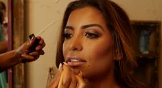 Watch Ayesha, the owner of Aaliyah's Beauty and Brows, do Indian/Pakistani wedding makeup!  Watch video is full here: https://www.youtube.com/watch?v=mNpUy9KdgZI  Call Now for your Appointment     (619) 683-3975 www.aaliyahsbeautybrows.com Located in Hillcrest.   #IndianWedding #IndianWeddingMakeup #Indian #wedding #bride #SanDiego #California #India #Pakistan #PakistaniWedding  #Eyebrows #Arabic #Eyes #Marriage #Engaged #nofilter #me #happy #best  #selfie #bridal