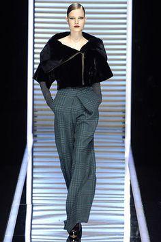 Salvatore Ferragamo Fall 2007 Ready-to-Wear Fashion Show