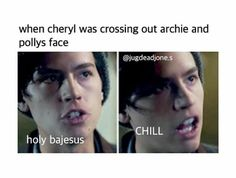 Enjoy a second book full of Riverdale memes. A/N: those memes I post… #random #Random #amreading #books #wattpad