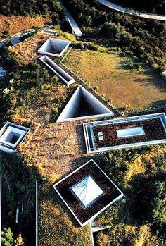 James Turrell ando house - Google 搜尋